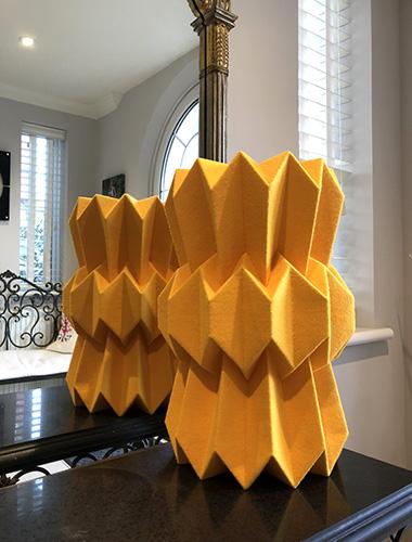 Rang-a-Rang lighting collection by Mojiana