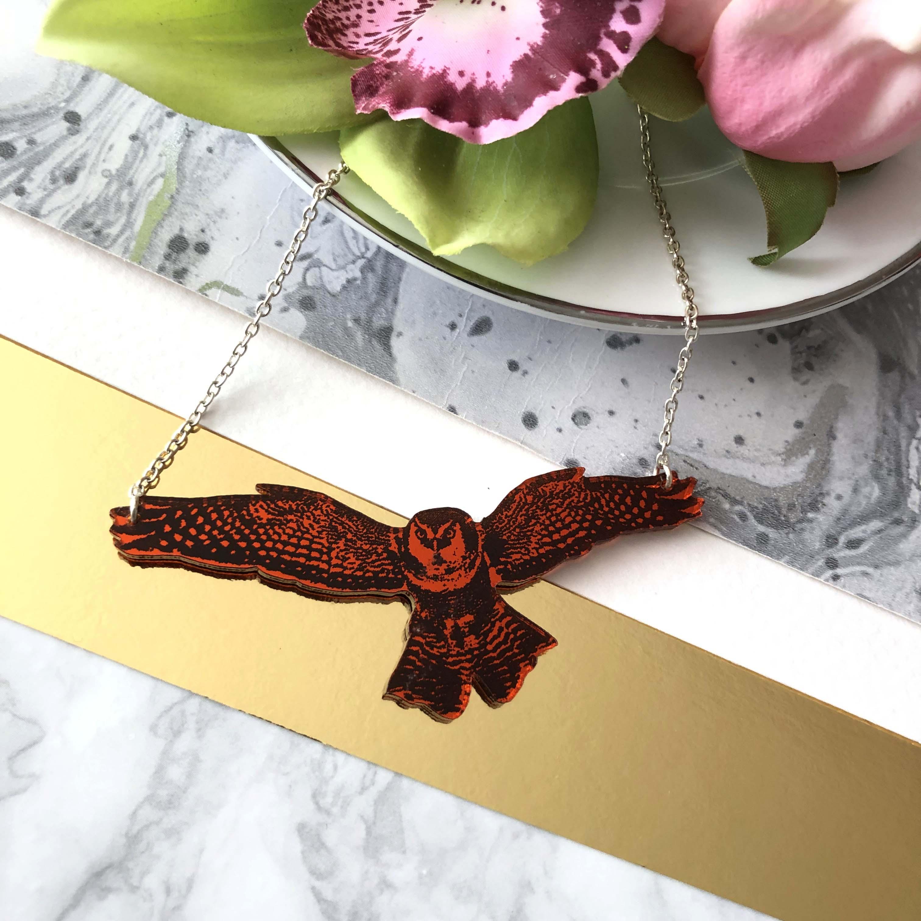 Acrylic Jewellery by Mojiana